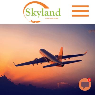 Web Design Zambia, Skyland Zambia, Elev8 Marketing, Websites by Elev8 Marketing