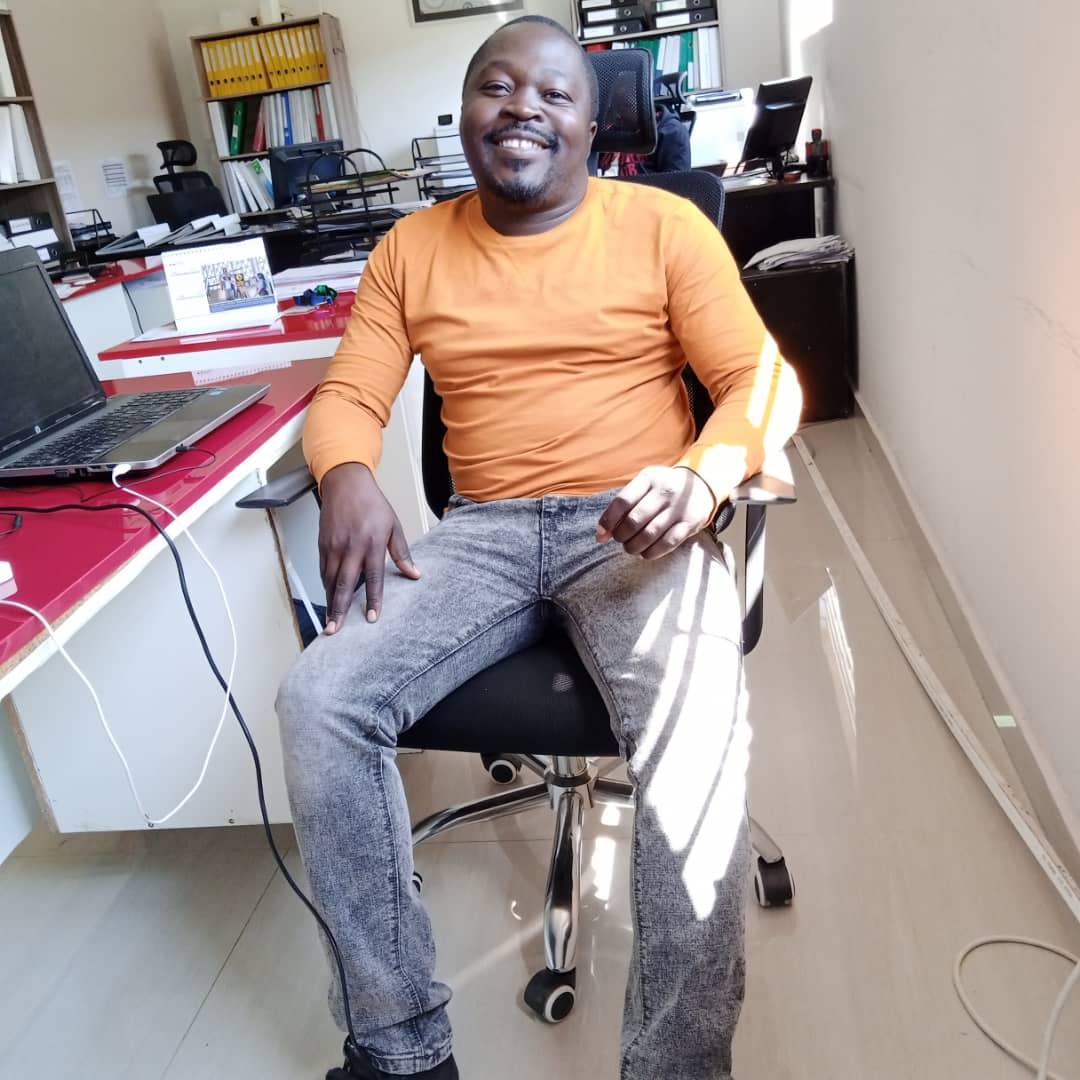 Joseph Kudzai, Digital Marketer,Elev8 Marketing