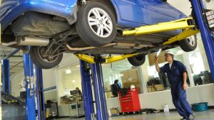 Elevadores de Auto para Talleres de Reparación