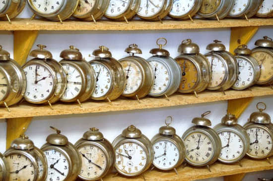 Aprovechar el tiempo