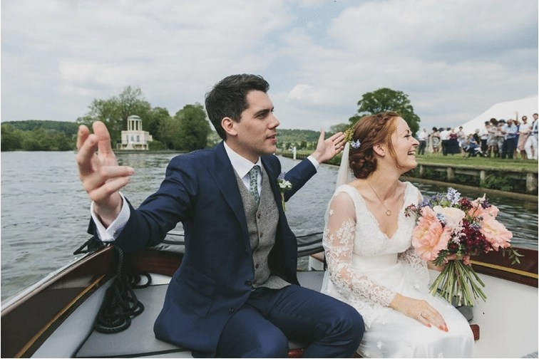 Henley on Thames Wedding Hair and Makeup