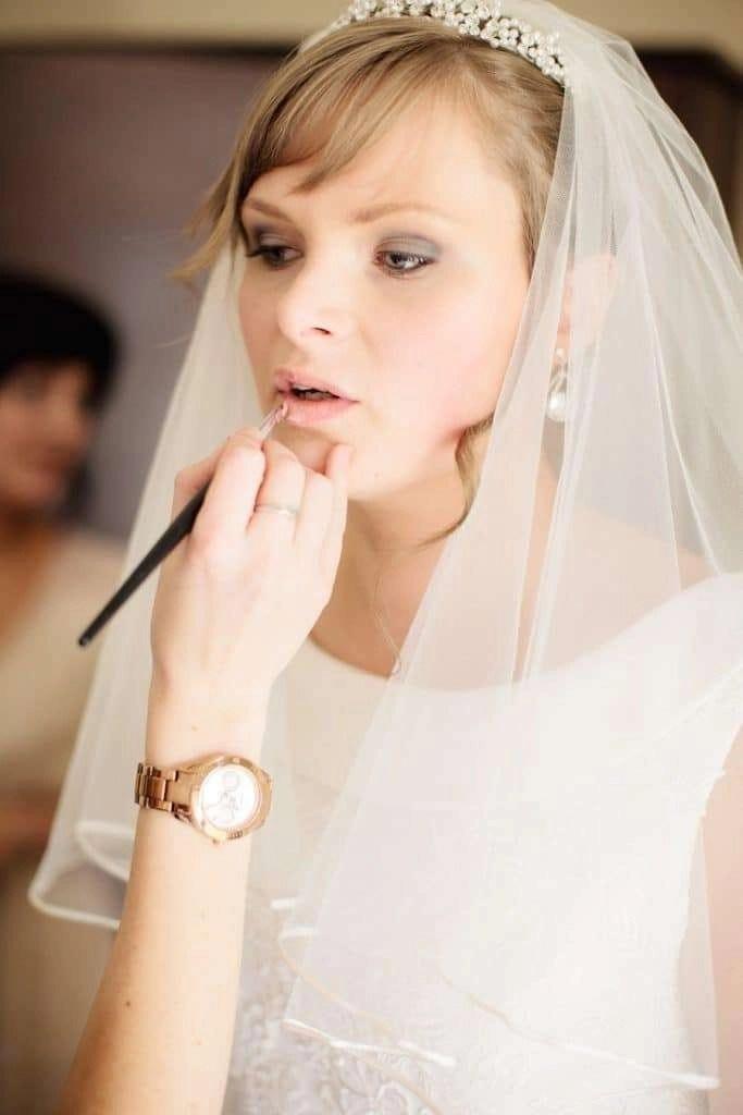 Northbrook Park Wedding Hair Makeup