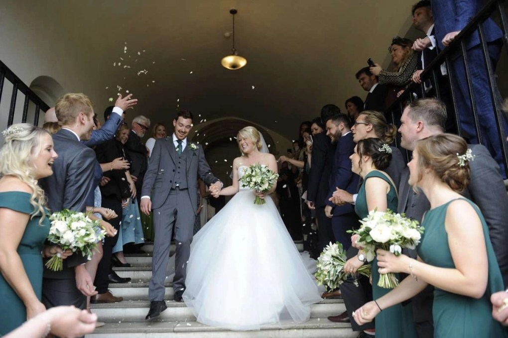 Farnham Castle Surrey Wedding Hair Makeup