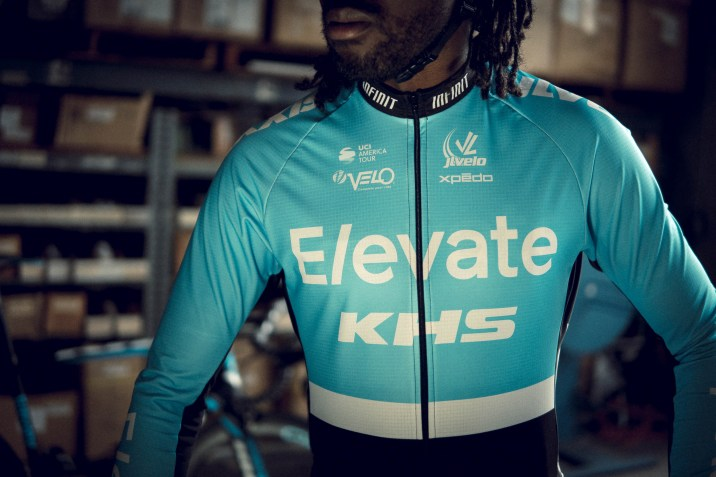 Elevate KHS Pro Cycling Team