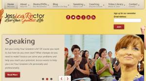 Jessica Rector Website