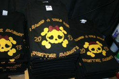 Athletic Gold/Maroon - Black Adult T-shirts