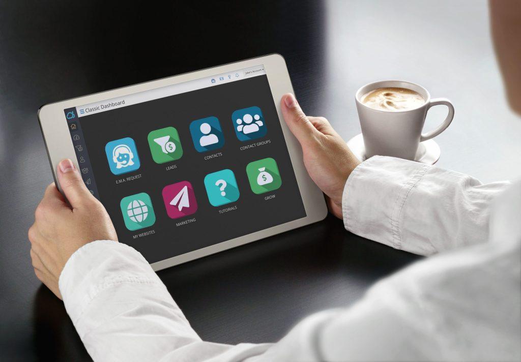 Elevated Dashboard on iPad