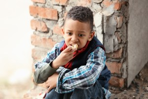 Elevate Marketing press release about homeless children
