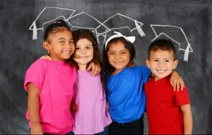 Elevate Marketing homeless children press release