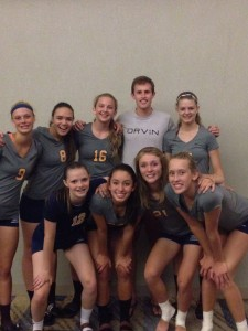 Dig It! 15 Hermosa - 21st overall at Volleyball Festival!