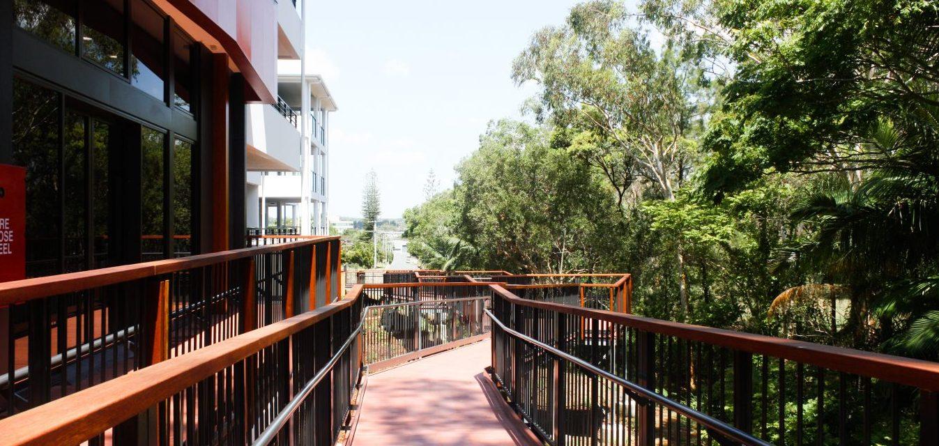 Arcare Springwood External Boardwalk