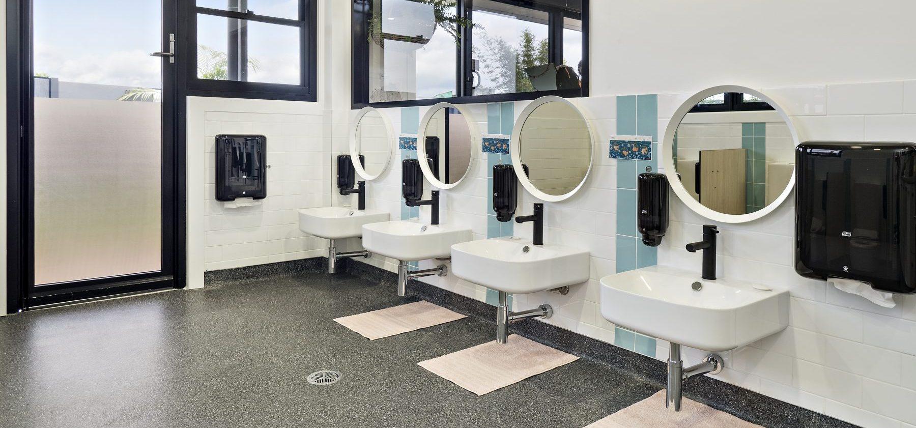 Yarrabilba Childcare Interior Bathroom