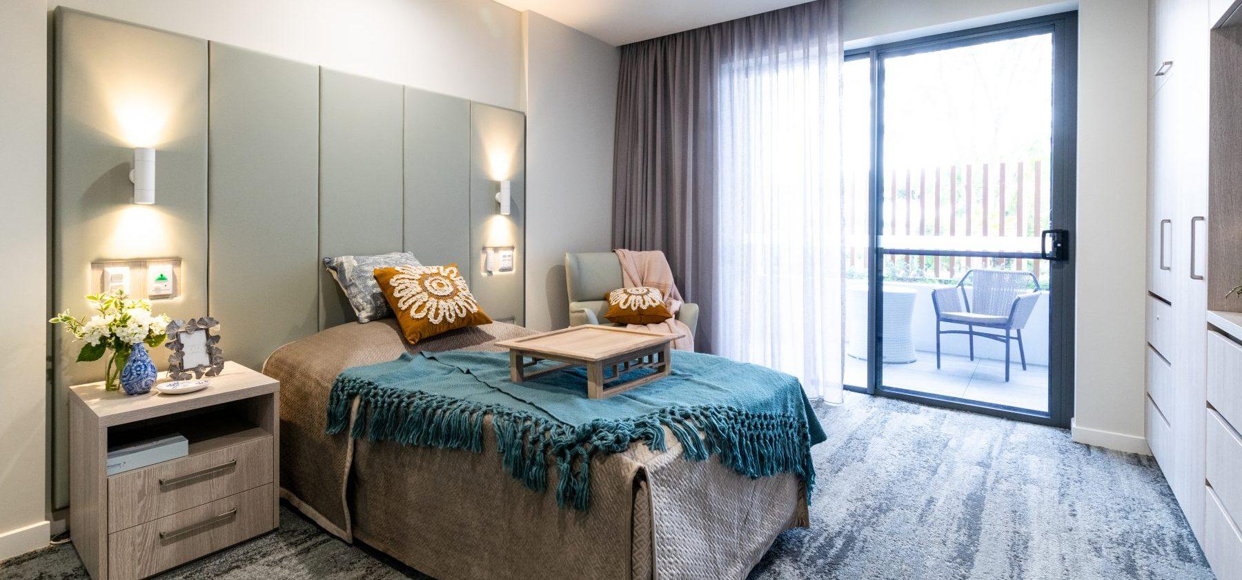 Arcare Noosa Interior Bedroom