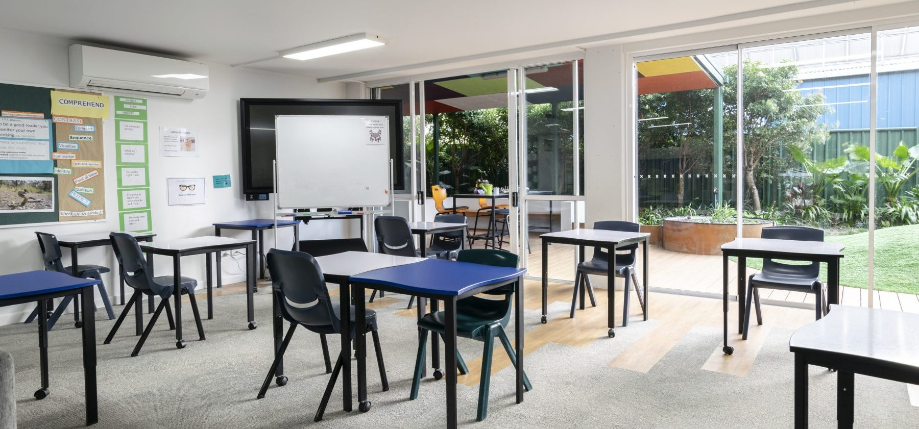 St Patricks College Interior Classroom