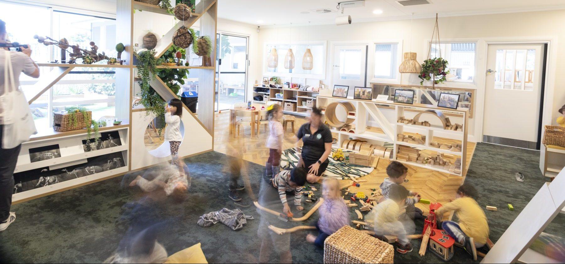 Donaldson Street Childcare Int Playroom
