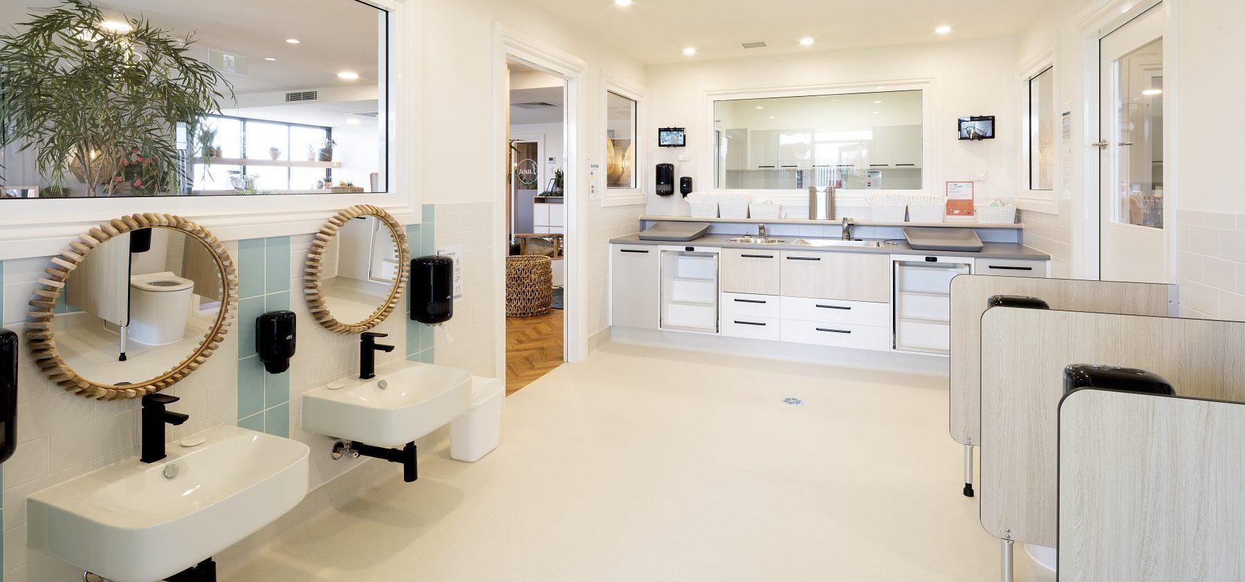 Harmony Woolworths Street Interior Bathroom
