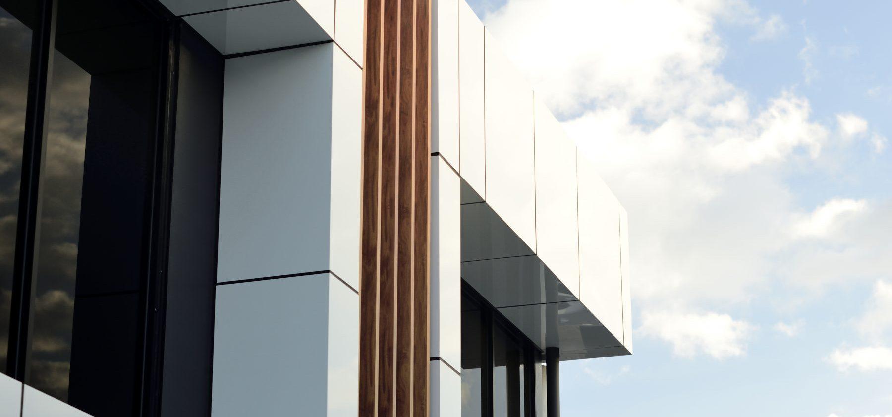 Flinders Parade External Detail