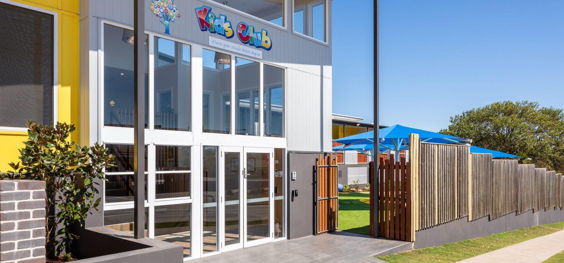 Handford Road Childcare External