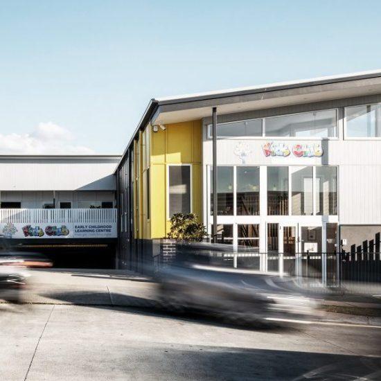 Handford Road Childcare External Building