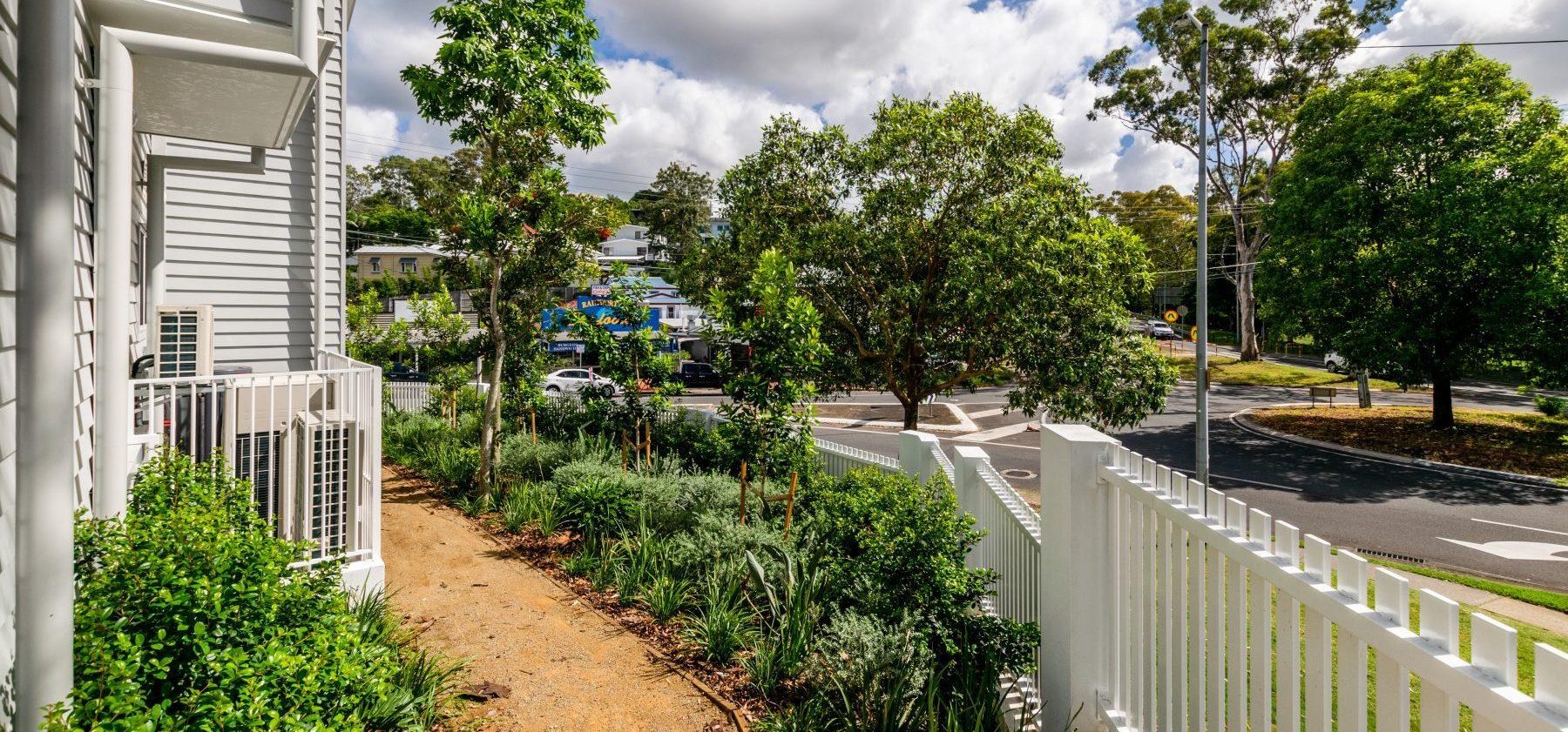 Eden Academy Bardon Exterior