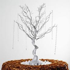 Silver Glitter Manzanita Tree