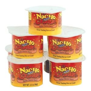Nachos Cheese Cups
