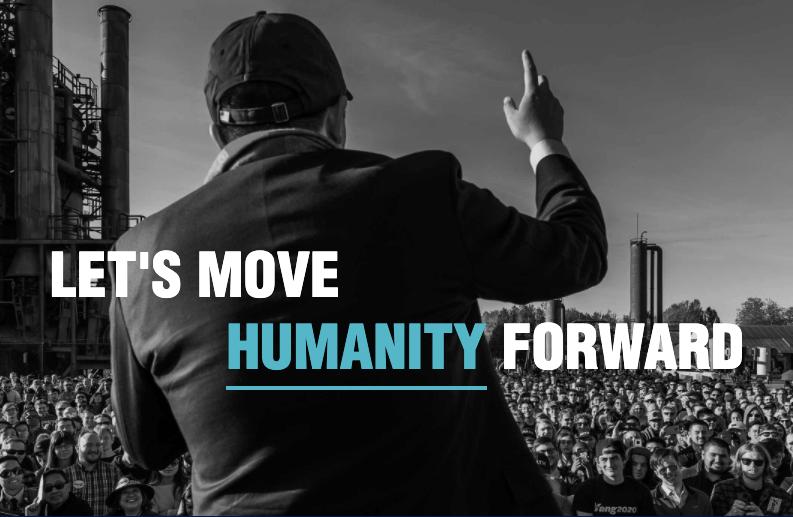 Humanity Forward Logo - Ways To Give