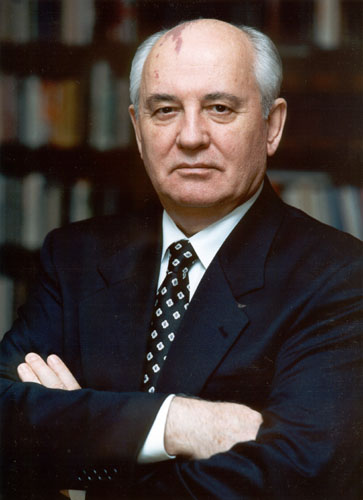 Mikhail Gorbachev - finding hope