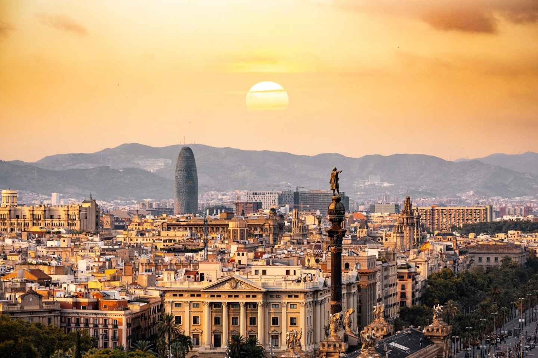 Barcelona Skyline - Pakistani Diaspora