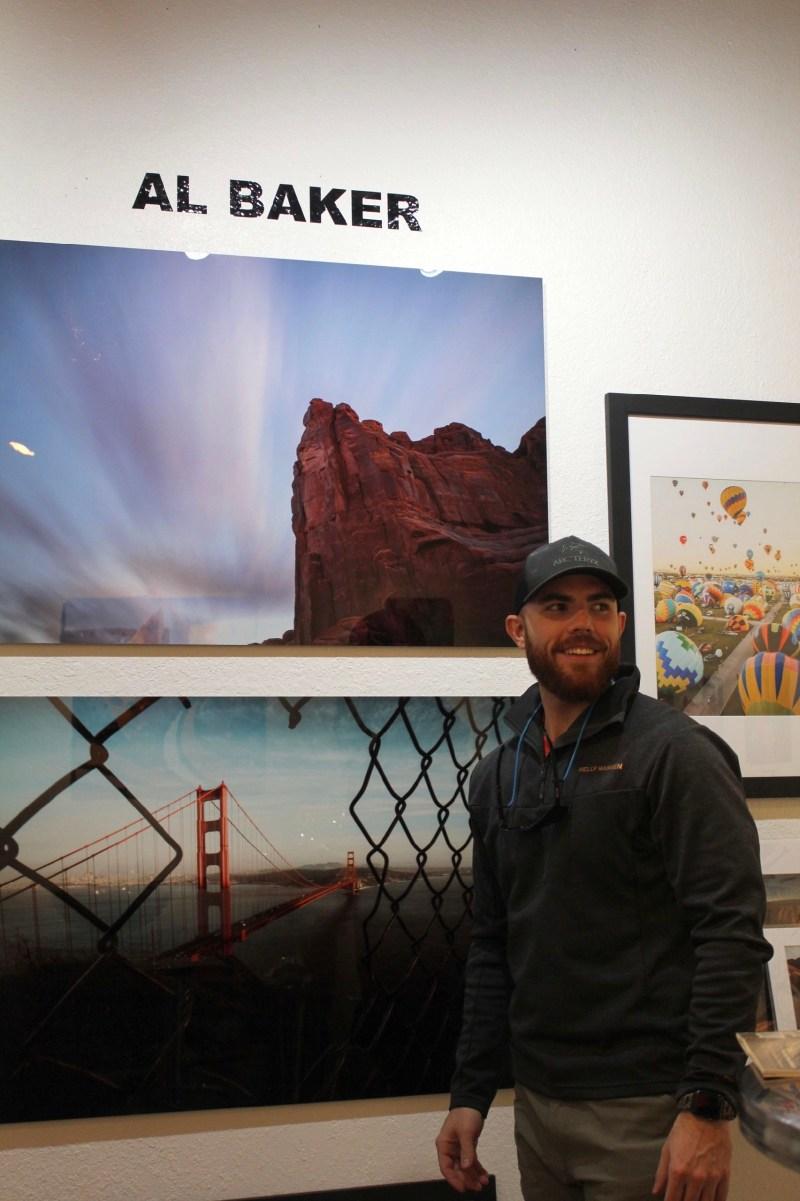 Photographer Al Baker - World