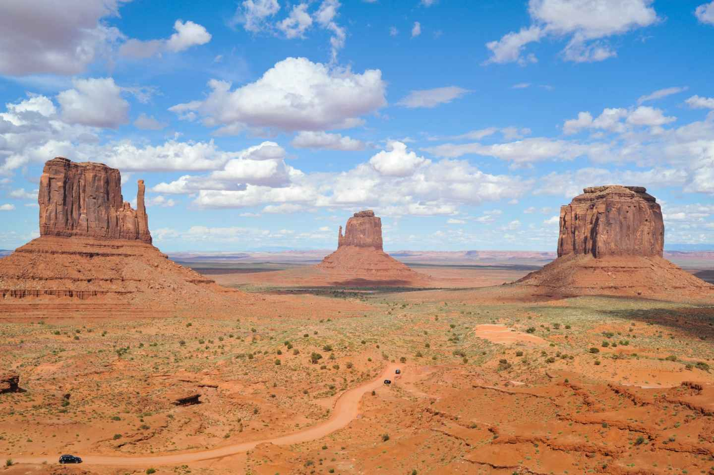 Monument Valley - Navajo Nation - Native Americans and Irish