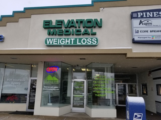 Elevation Medical Weight Loss Third Location In The North Hills