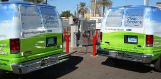 Thyssenkrupp propane ga vehicles