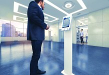 AGILE ThyssenKrupp's Destination Dispatch Control Elevator Lobby