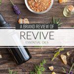 Brand Review Revive Essential Oils Elevays