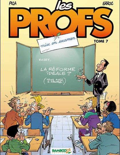 les profs tome 01 à 10