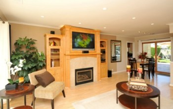 no cost alternative vacant home staging