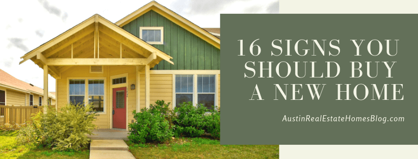 signs you should buy new home in austin