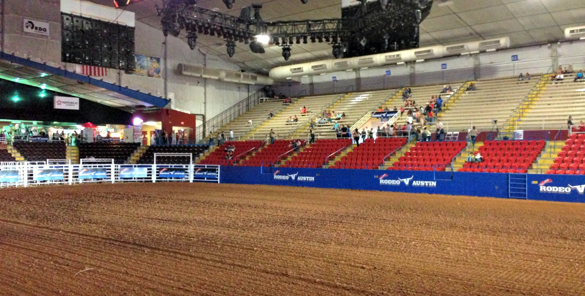 rodeo austin 2015