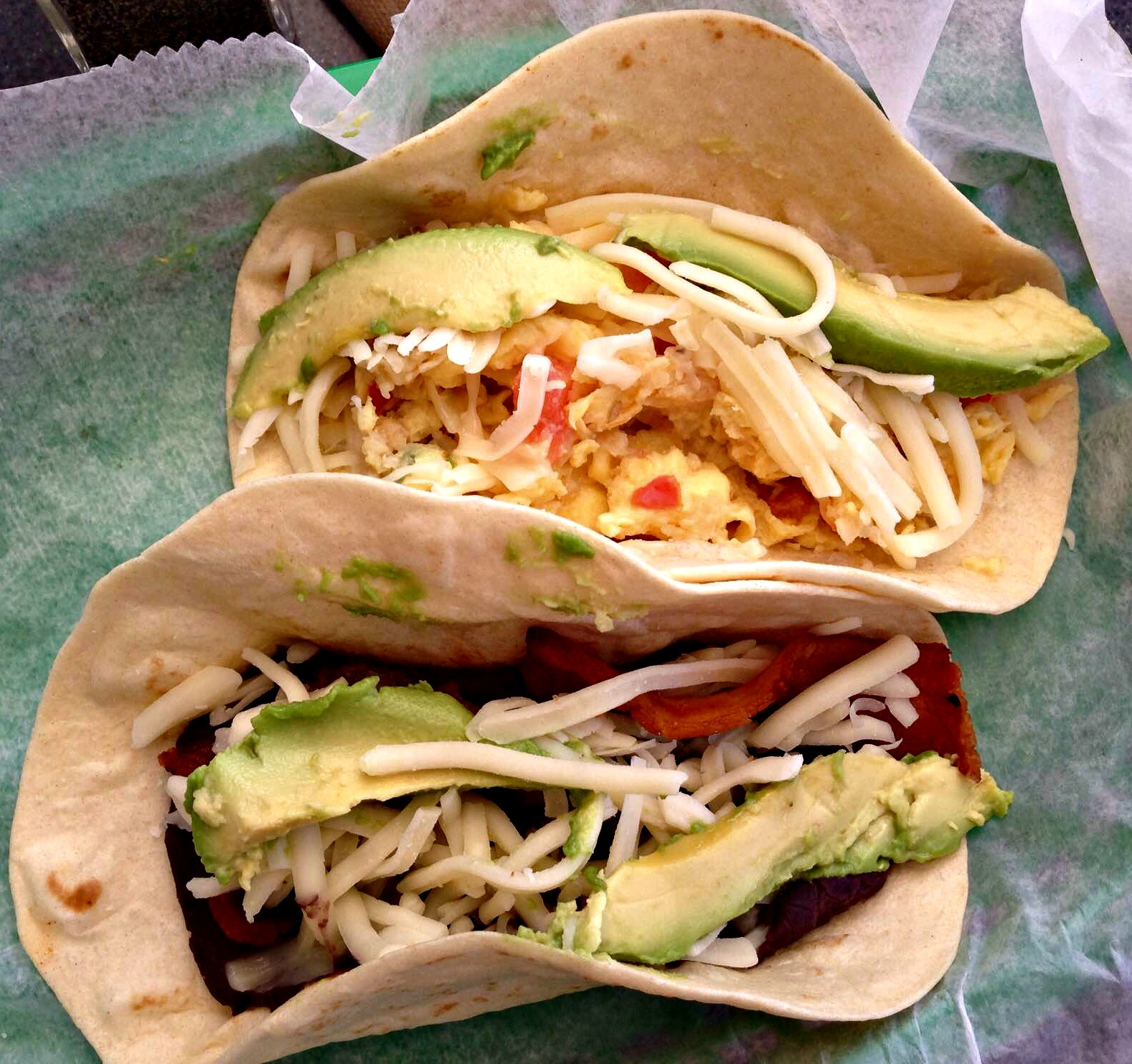 foods that are uniquely austin breakfast tacos