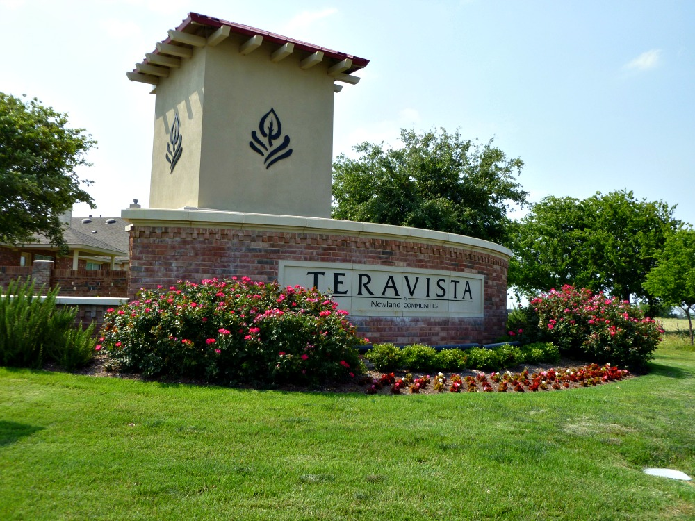 driving tour round rock luxury neighborhoods teravista