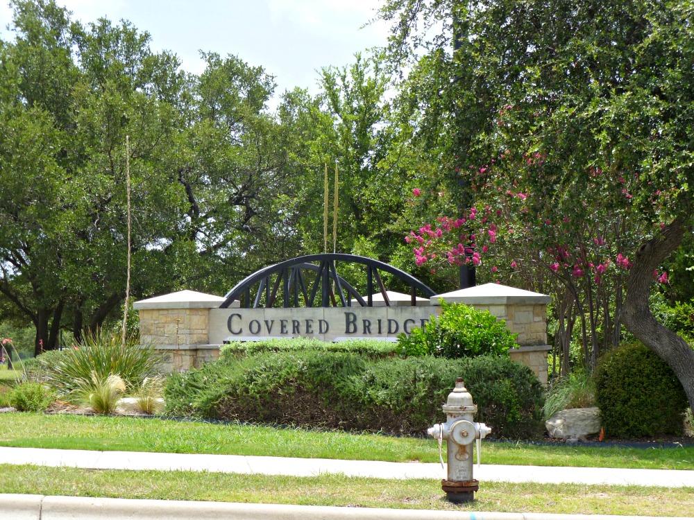 bowie high school neighborhoods covered bridge