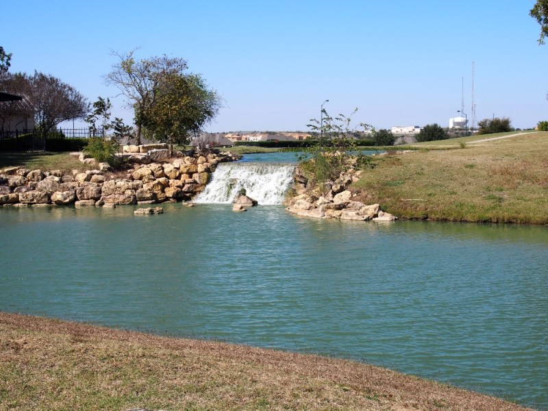 what do suburbs of austin look like round rock