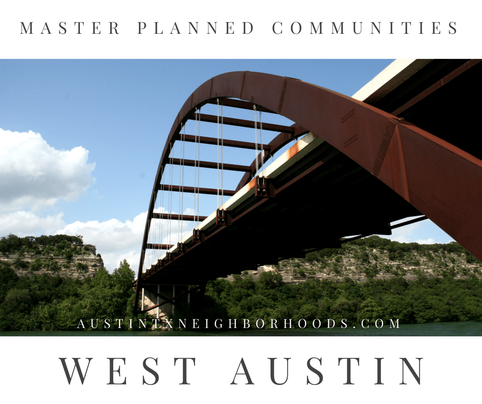 west austin master planned communities