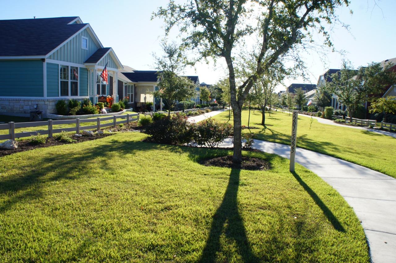 buda kyle master planned communities Plum Creek