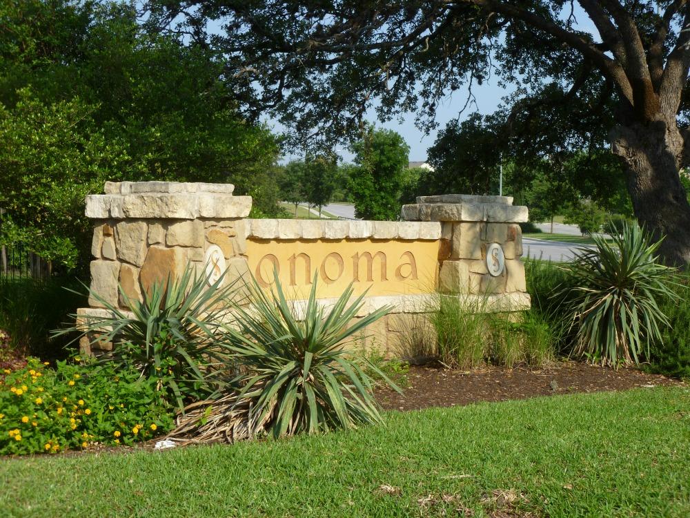 Round Rock Pflugerville master planned communities Sonoma