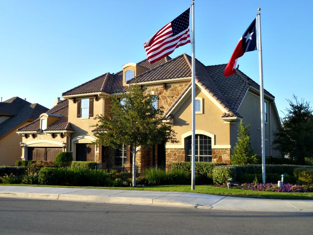 austin neighborhoods lowest property tax rate best schools Falconhead