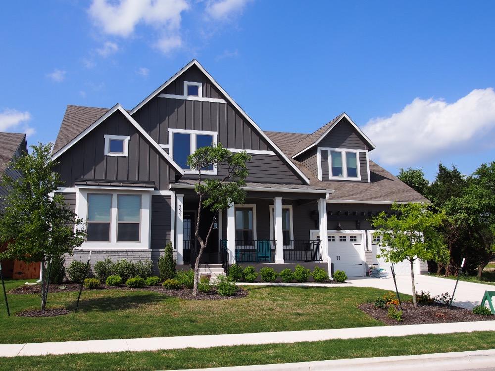 austin neighborhoods modern farmhouses headwaters