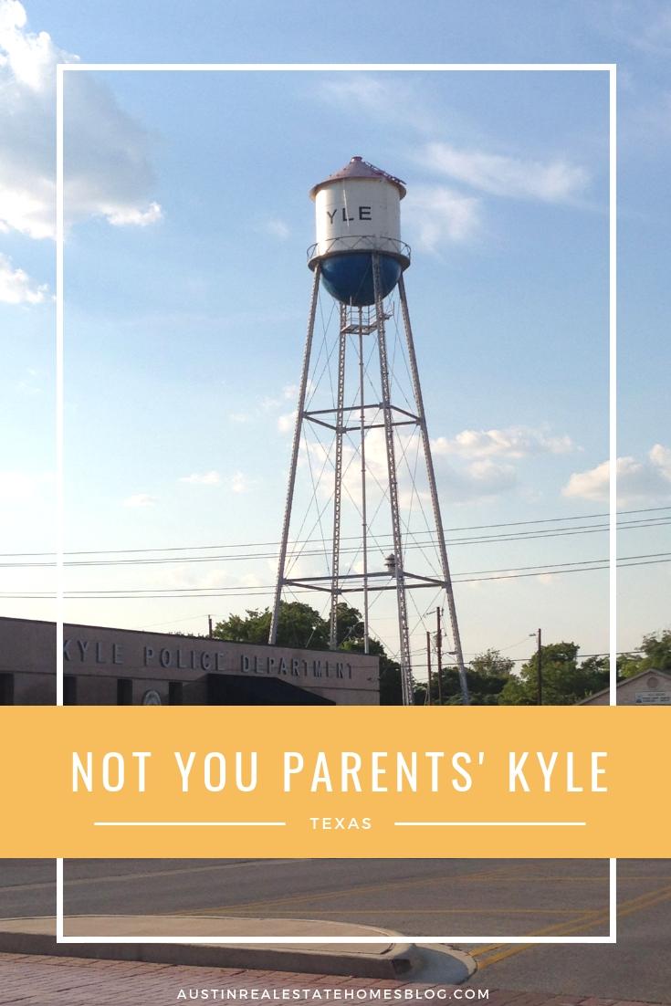 not your parents kyle texas