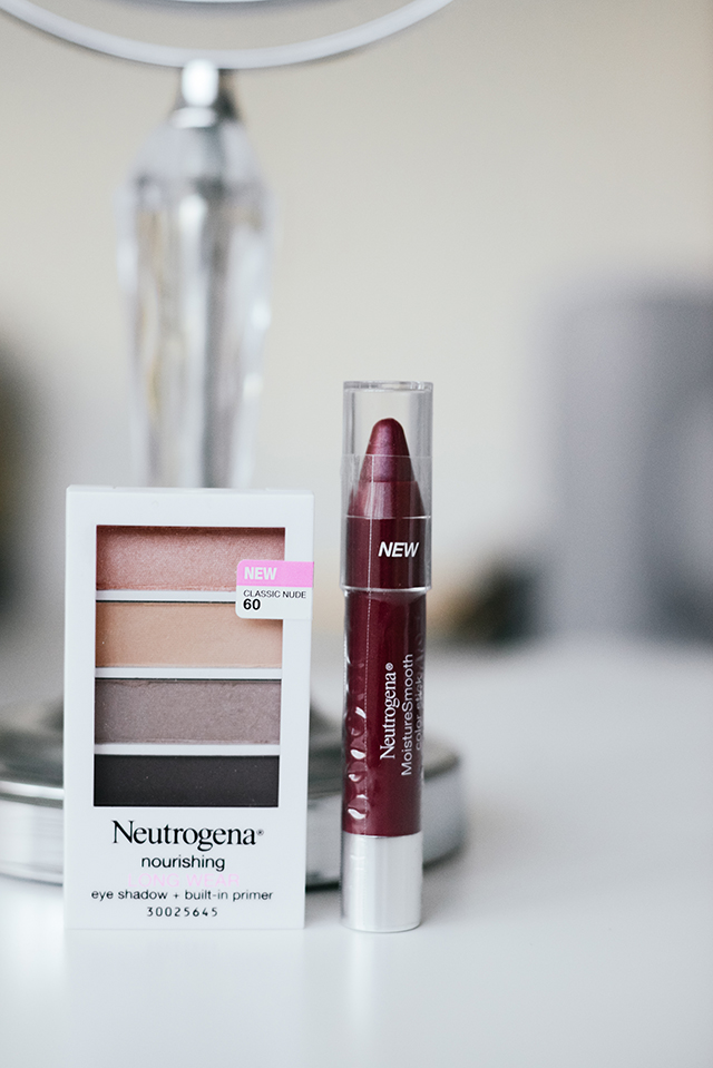 Holiday Makeup Look with NEUTROGENA